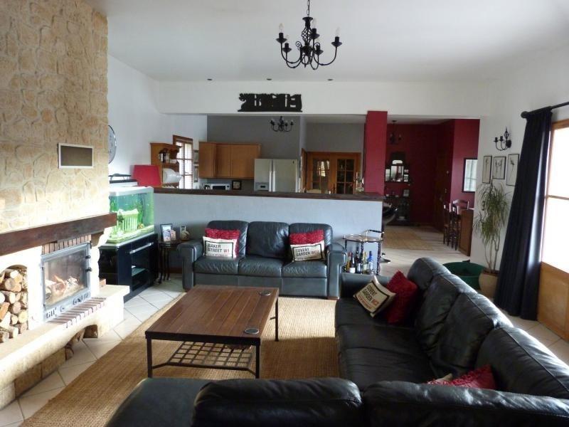 Vente maison / villa Meyrals 369000€ - Photo 6