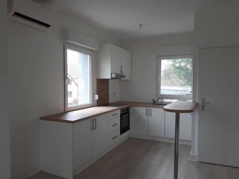 Rental apartment Eckbolsheim 800€ CC - Picture 1
