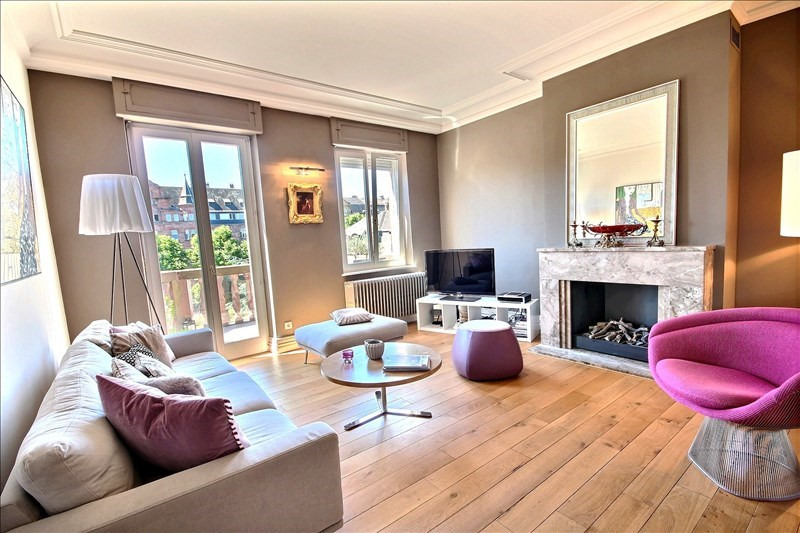 Vente de prestige appartement Metz 550000€ - Photo 1