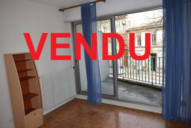 Vente appartement Bordeaux 97 200€ - Photo 1