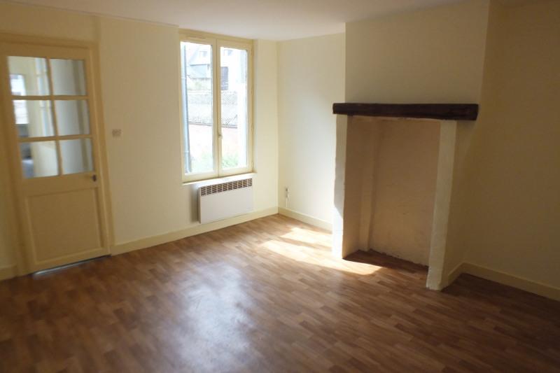 Rental apartment Honfleur 560€ CC - Picture 1
