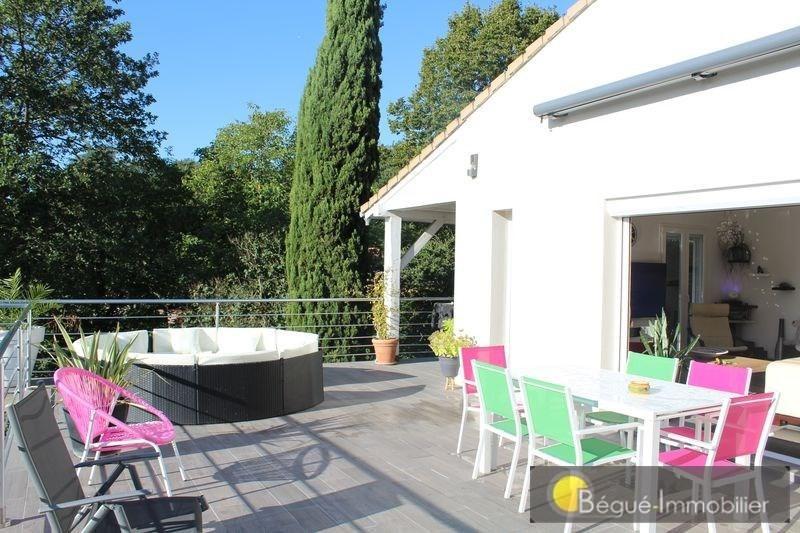 Sale house / villa Cornebarrieu 429000€ - Picture 1