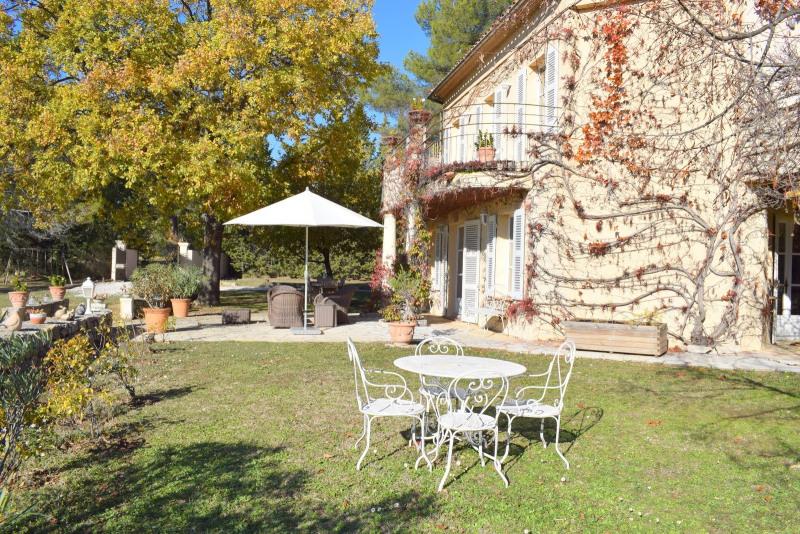 Immobile residenziali di prestigio casa Fayence 1085000€ - Fotografia 13