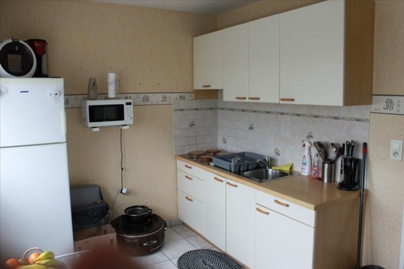 Verkoop  appartement Pont eveque 99000€ - Foto 4
