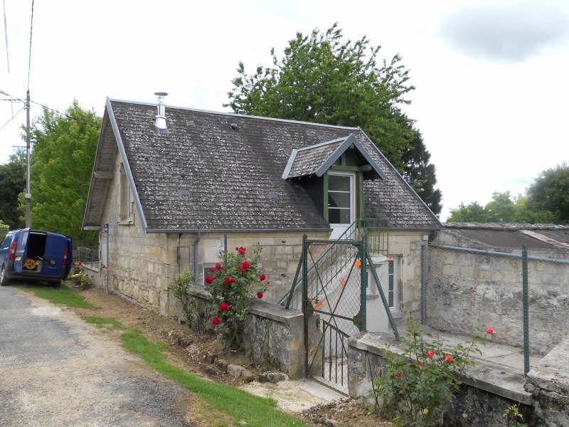 Rental house / villa St pierre aigle 660€ CC - Picture 1