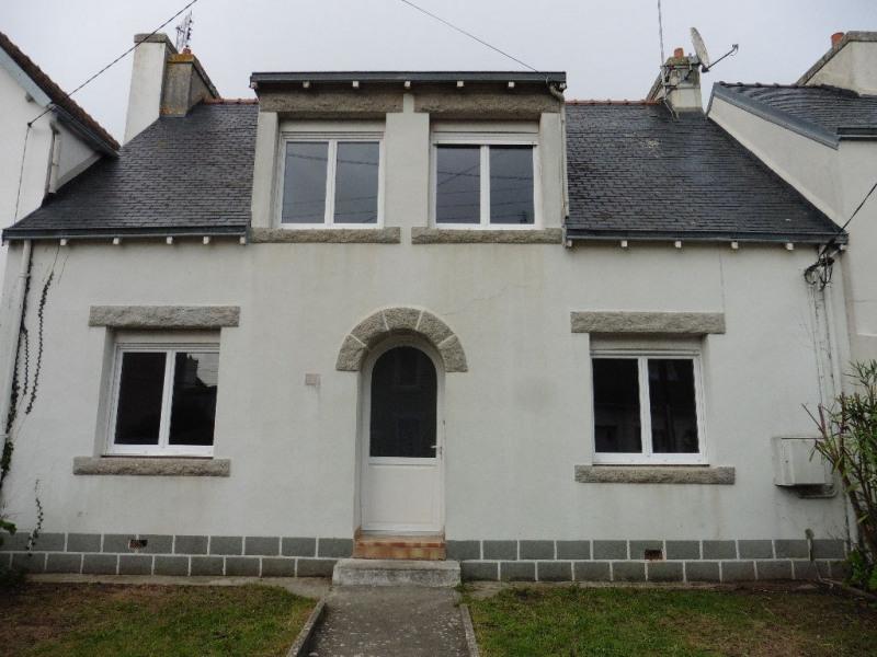 Vente maison / villa Guilvinec 148400€ - Photo 1