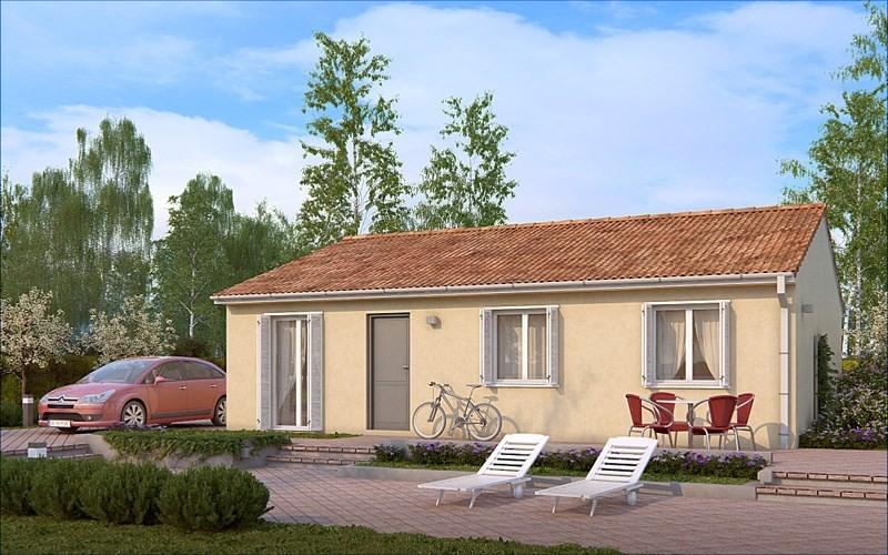 Maison  4 pièces + Terrain 500 m² Meulan par MAISONS PIERRE