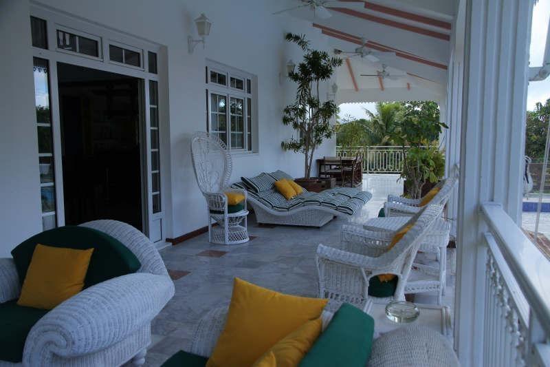 Venta de prestigio  casa St claude 980700€ - Fotografía 6