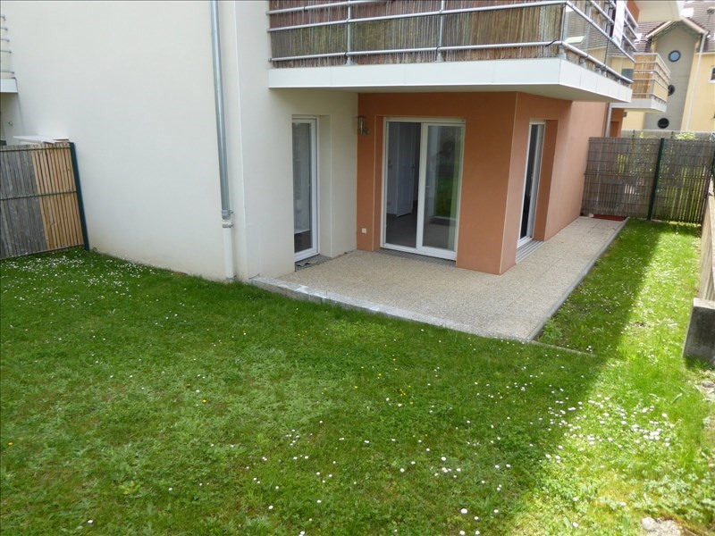 Vente appartement Thoiry 199 000€ - Photo 2