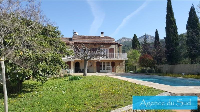 Vente de prestige maison / villa Gemenos 690000€ - Photo 1