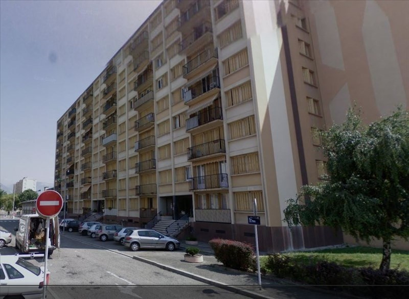 Vente appartement Echirolles 98 000€ - Photo 1