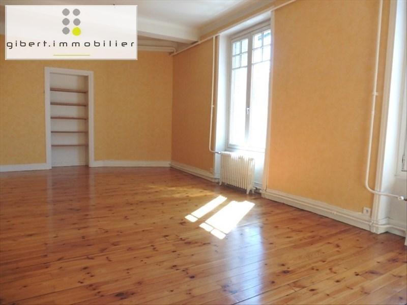 Sale apartment Le puy en velay 128000€ - Picture 1