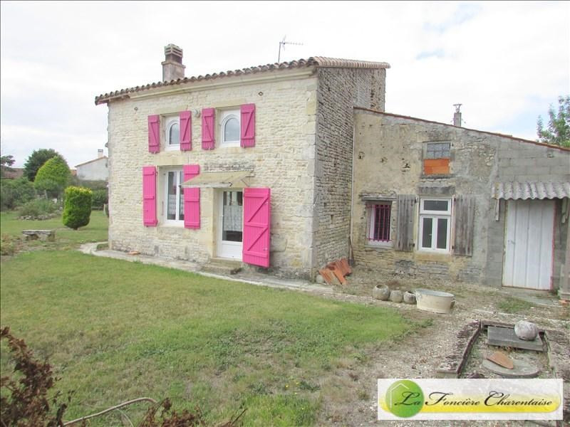Vente maison / villa Ranville breuillaud 80 000€ - Photo 2