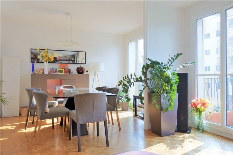 Vente appartement St cloud 720 000€ - Photo 2