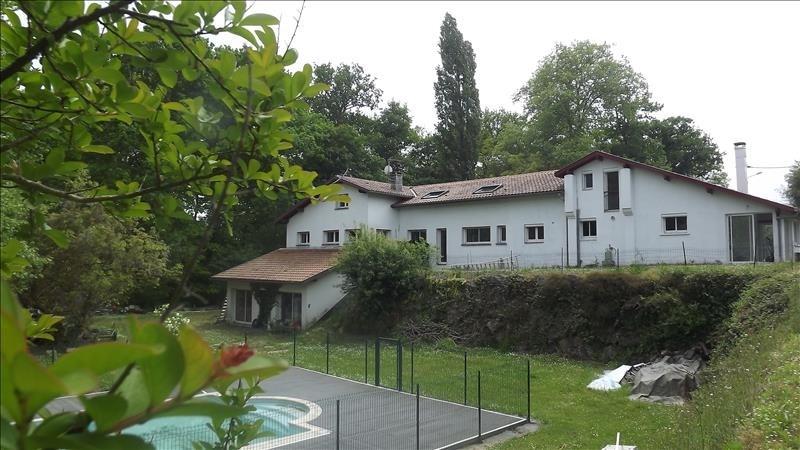 Vente maison / villa St laurent de gosse 421000€ - Photo 1