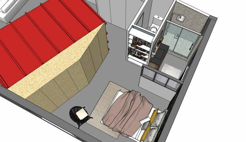 Location loft/atelier/surface Isle 600€ +CH - Photo 2