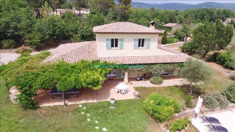 Vente de prestige maison / villa Saint cezaire sur siagne 577000€ - Photo 2