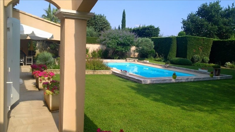 Vente maison / villa Aubignan 444 000€ - Photo 2