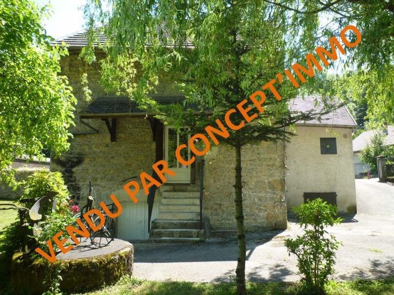Vendita casa Culoz 110000€ - Fotografia 1