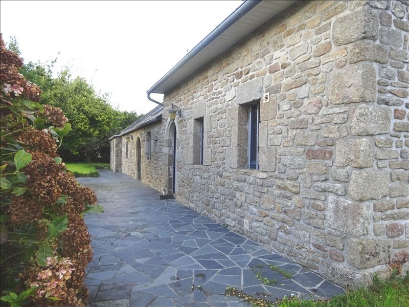 Sale house / villa Lampaul ploudalmezeau 192000€ - Picture 2