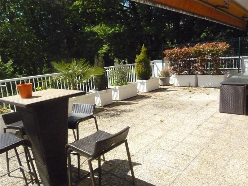 Sale apartment Charbonnieres les bains 440000€ - Picture 1