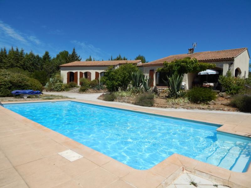 Sale house / villa Cotignac 451500€ - Picture 1