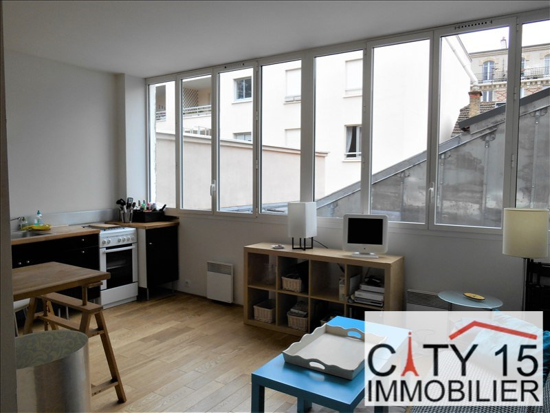 Verkauf wohnung Paris 15ème 485000€ - Fotografie 2