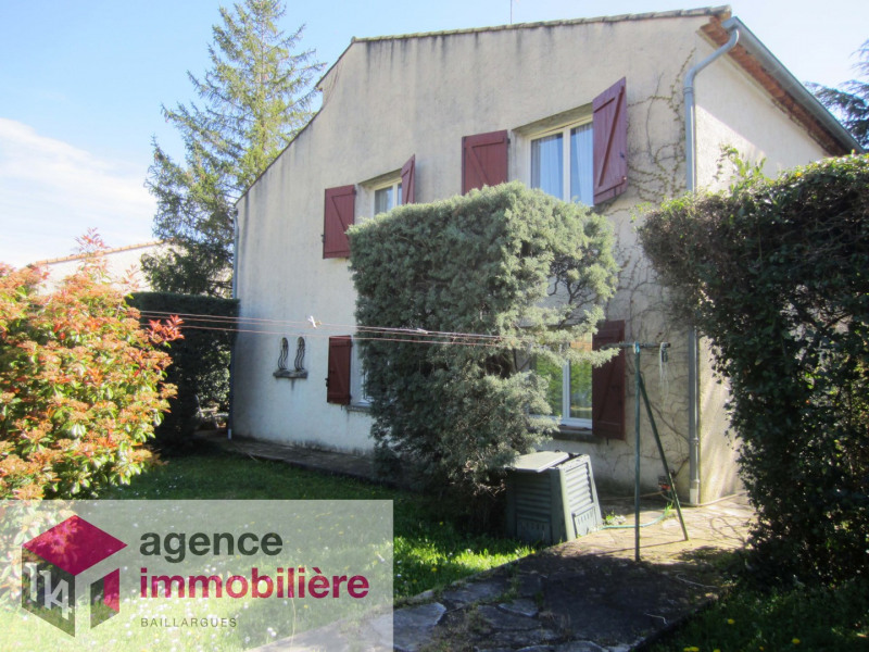Sale house / villa Baillargues 324 000€ - Picture 7