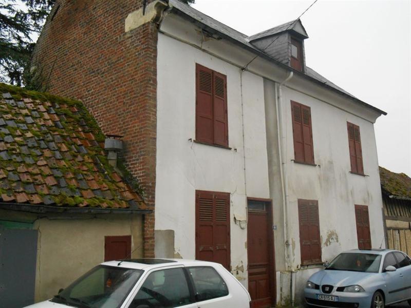 Sale house / villa Vendeuil caply 76000€ - Picture 1