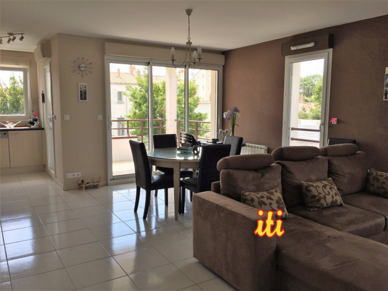 Sale apartment Chateau d olonne 220 500€ - Picture 1