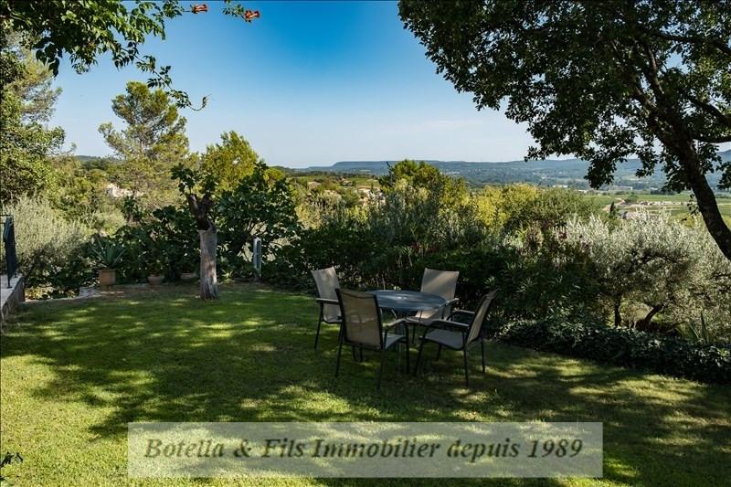 Vente de prestige maison / villa Goudargues 598000€ - Photo 1