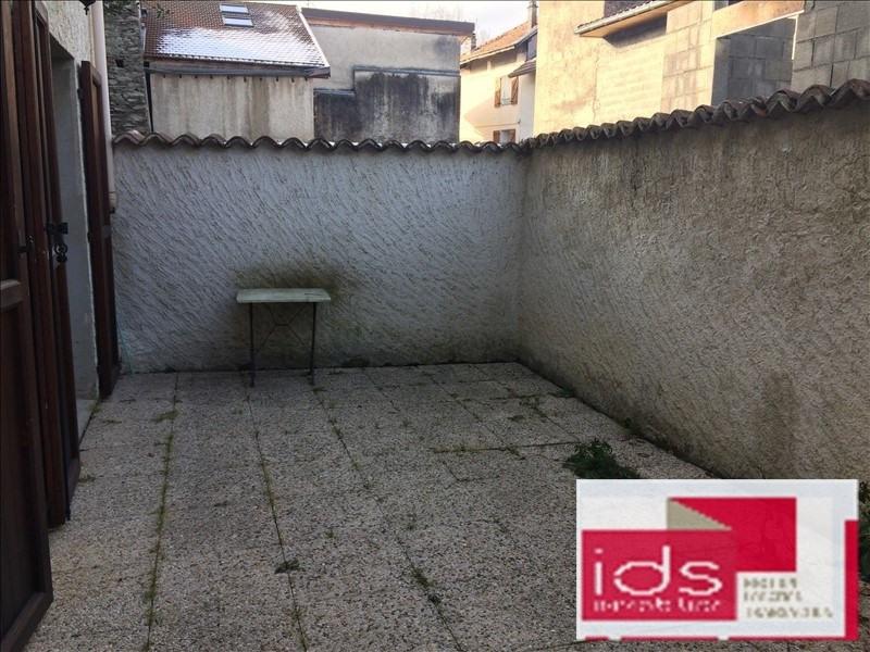 Verkauf wohnung Pontcharra 170000€ - Fotografie 4