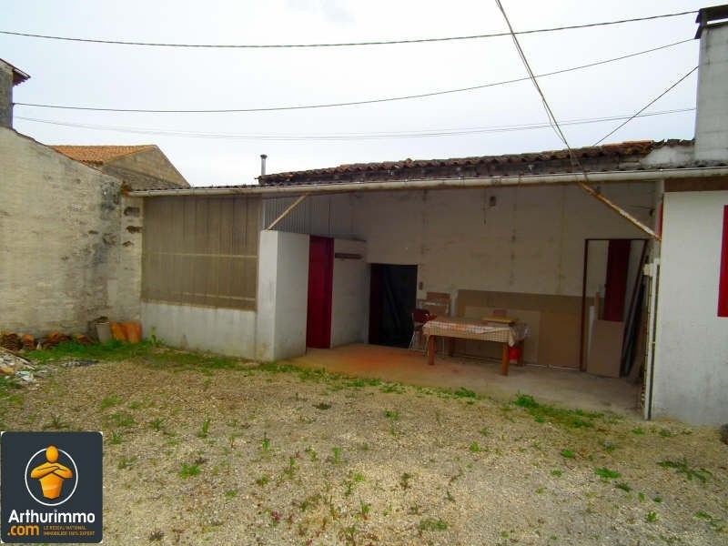 Sale house / villa Matha 60000€ - Picture 7
