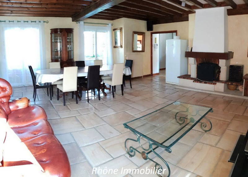 Vente maison / villa Meyzieu 549000€ - Photo 4