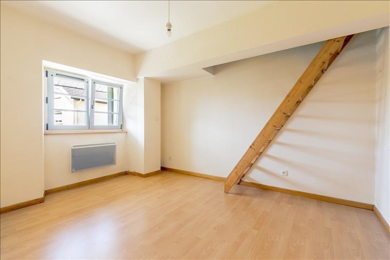 Sale apartment Boulot 95000€ - Picture 5