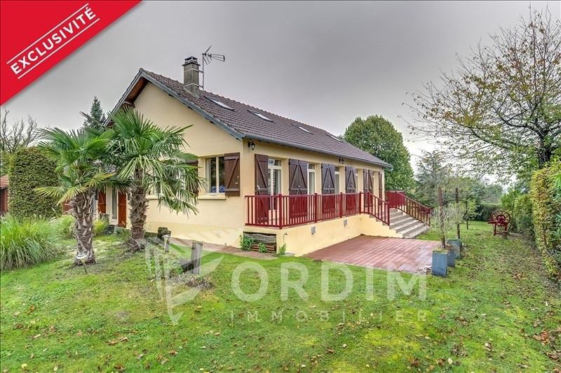 Vente maison / villa Toucy 199 500€ - Photo 1