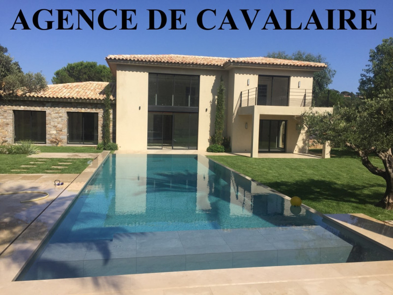 Sale house / villa Saint tropez 4800000€ - Picture 1