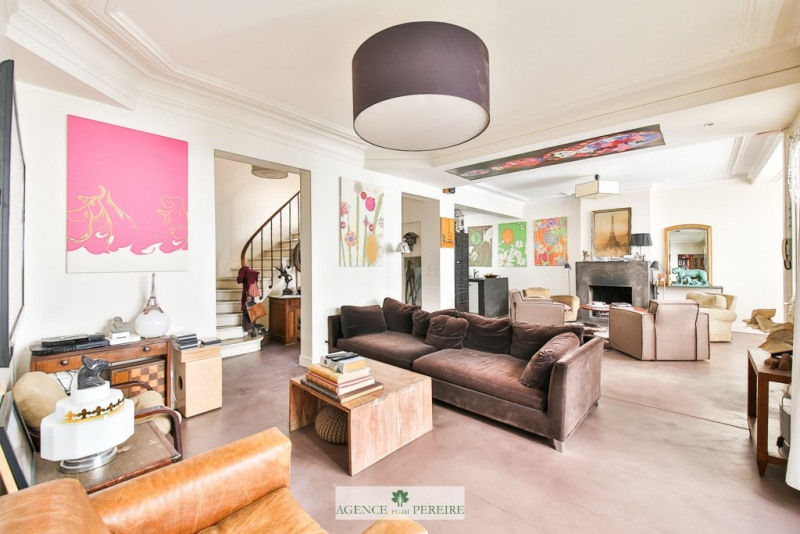 Deluxe sale house / villa Paris 17ème 1 980 000€ - Picture 2
