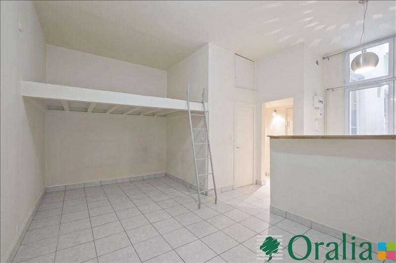Vente appartement Paris 1er 299000€ - Photo 1