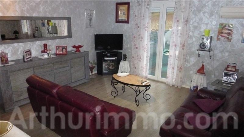 Sale house / villa Soubes 268000€ - Picture 5