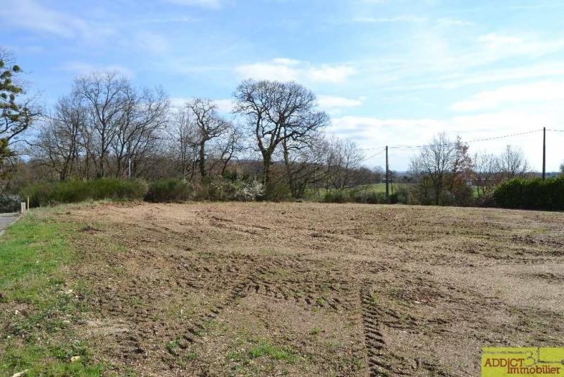 Vente terrain Bessieres 146000€ - Photo 1
