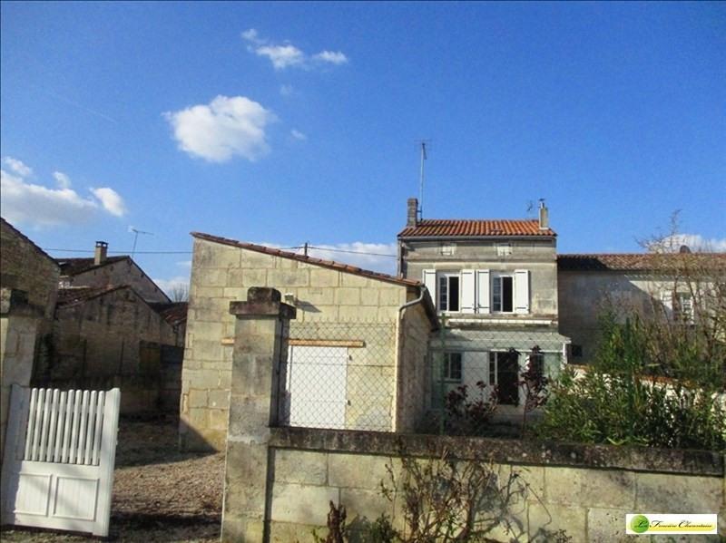 Sale house / villa St simon 71500€ - Picture 1