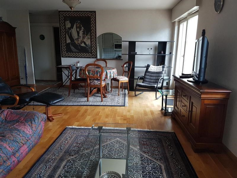 Vermietung von ferienwohnung wohnung Strasbourg 455€ - Fotografie 3