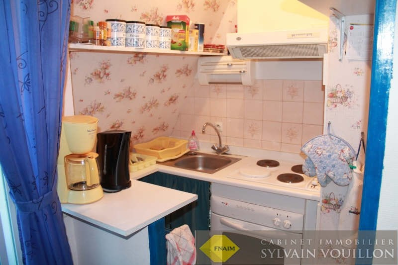 Revenda apartamento Villers sur mer 107000€ - Fotografia 3