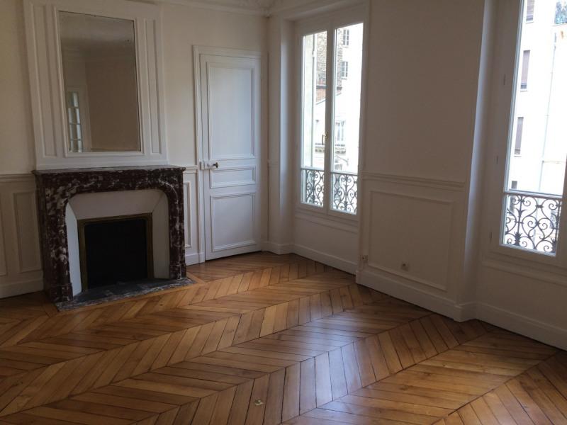 Alquiler  apartamento Paris 17ème 3110€ CC - Fotografía 3