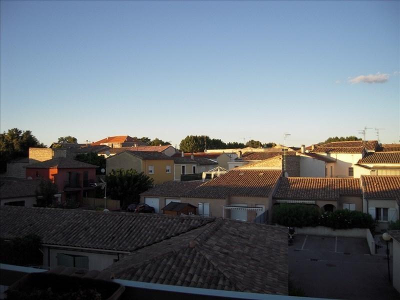 Location appartement Lunel 525€ CC - Photo 1