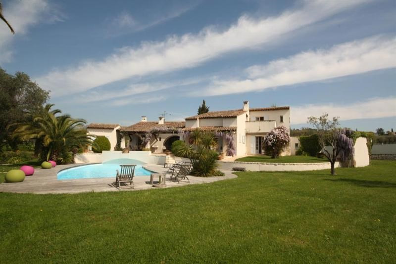 Deluxe sale house / villa Saint paul de vence 1 695 000€ - Picture 1