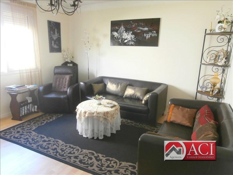 Sale house / villa Montmagny 304500€ - Picture 4