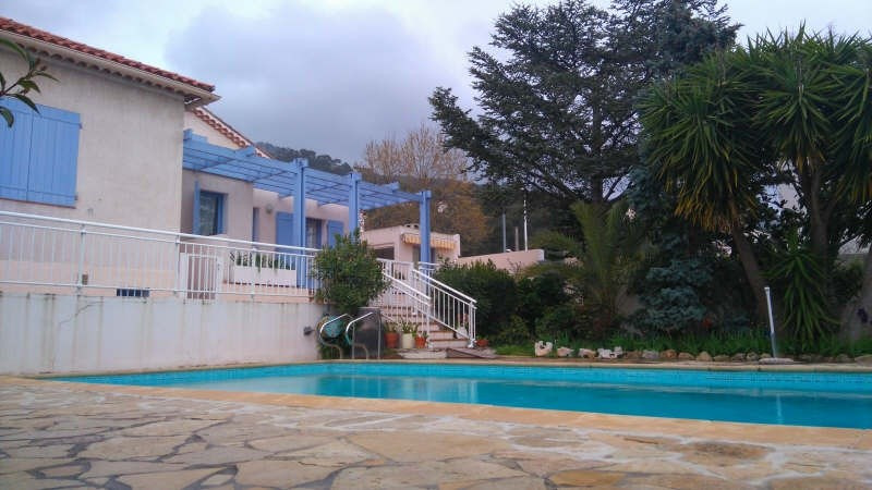 Sale house / villa Toulon 540 000€ - Picture 1