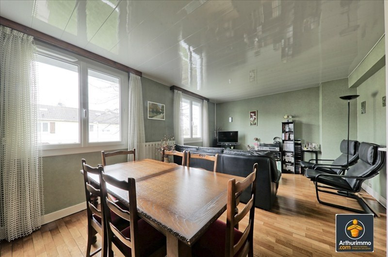 Sale house / villa Valenton 243000€ - Picture 5